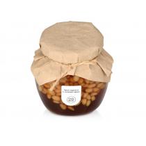 Кедровые орешки в сиропе из сосновых шишек