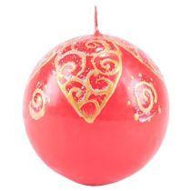 Свечи «Шарик новогодний»