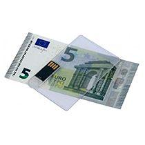 Флешка в виде прозрачной пластиковой карты