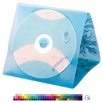 Пластиковый футляр для 1 диска