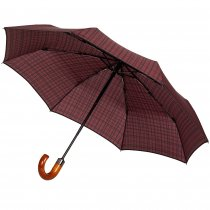 Складной зонт «Wood Classic S», автомат, 3 сложения