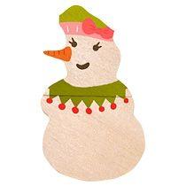 Флешка «Снеговик3»