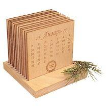 Настольный календарь «Список»