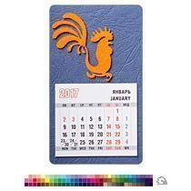 Магнит-календарь «Огненный петух»