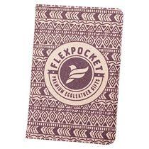 Футляр-книжка для кредитных карт с 4 карманами с полноцветной печатью