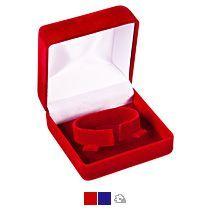 Бархатная коробка с держателем