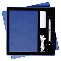 Подарочный набор «Rain» Portobello, сине-белый