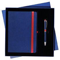 Подарочный набор «Aurora» Portobello, сине-красный