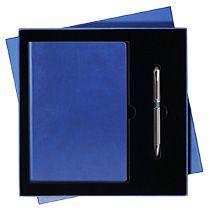 Подарочный набор «Sky» Portobello, сине-серый