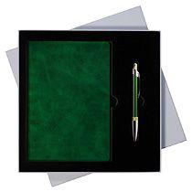 Подарочный набор «Voyage» Portobello, зеленый