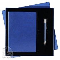 Подарочный набор «Latte» Portobello, синий