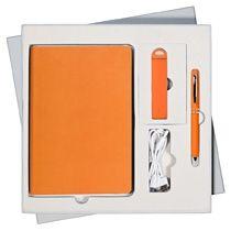 Подарочный набор «Latte» Portobello, оранжевый