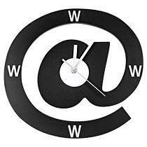 Настенные часы «Компьютерная собачка»