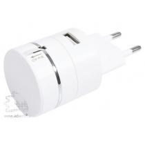 Кабель «Plug» 3 в 1 для зарядки от сети