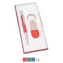 Набор: ручка, брелок «Калипсо»