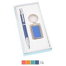 Набор: ручка, брелок «Эстель»