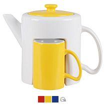Набор «Триптих»: чайник, 2 чашки