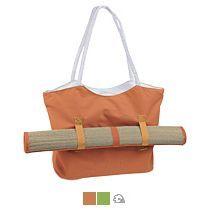 Пляжный набор «Фуджейра»: пляжная сумка и циновка