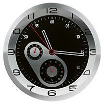 Часы настенные «Астория» с термометром и гигрометром