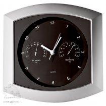 Часы с погодной станцией «Кусто»