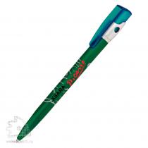 Шариковая ручка «Kiki Frost Silver» Lecce Pen
