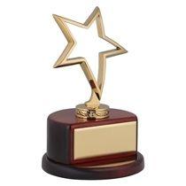 Статуэтка наградная «Номер 1»