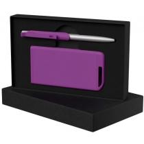 Набор ручка «Skil» + зарядное устройство 4000 mAh в футляре