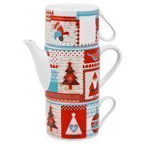 Набор чайный «Новогодняя история» на 2 персоны