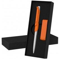Набор ручка «Skil» + флеш-карта «Case» 8 Гб в футляре