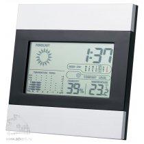 Метеостанция «Ripper» с часами, индикатором температуры и влажности и календарем