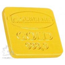 Шоколадные медали  с логотипом 15 г