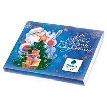Стандартный новогодний шоколадный набор «Пенал», 60 г