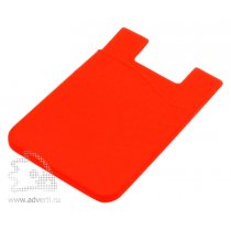 Кармашек для телефона на 3М скотче для визиток, кредиток