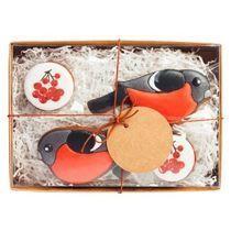 Набор имбирного печенья «Fire Birds»