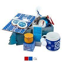Подарочный новогодний набор «Праздничное чаепитие»