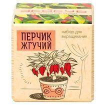 Набор для выращивания «Экокуб. Перчик жгучий»