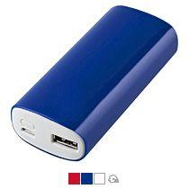 Универсальный внешний аккумулятор «Uniscend Soap» 4400 mAh