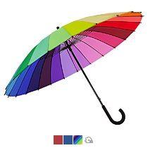 Зонт-трость «Спектр», полуавтомат