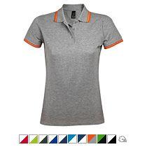 Рубашка поло «Pasadena women 200», женская