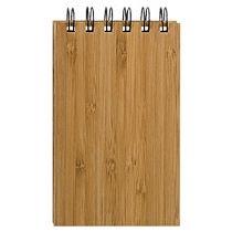 Блокнот на кольцах  «Bamboo Simple»