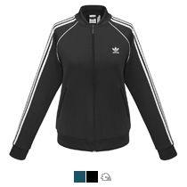Куртка тренировочная на молнии «SST TP», женская