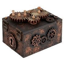Шкатулка с секретом «Gearbox»