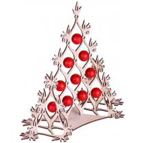 Сборная елка «Новогодний ажур»