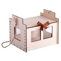 Коробка-трансформер «Птица счастья»