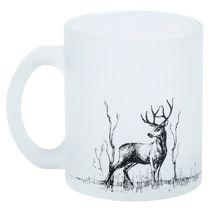 Кружка «Forest» с изображением оленя