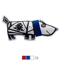 Игрушка «Собака в шарфе», большая