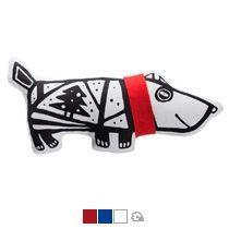 Игрушка «Собака в шарфе», малая