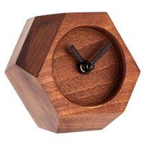 Часы настольные «Wood Job»