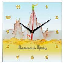 Часы настенные стеклянные «Time Square»