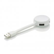 USB-хаб с лампой
